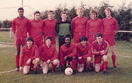 Northwood f c for League table 1984 85